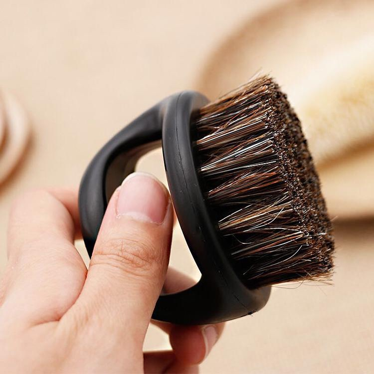 Joe Kutz Finger Beard/ Fade Brush